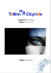 Catalogue tourisme Tallinn Cityride 2021-2022 Estonie